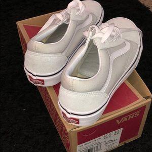Vans Shoes - Brand New Vans Old Skool Ice Flow